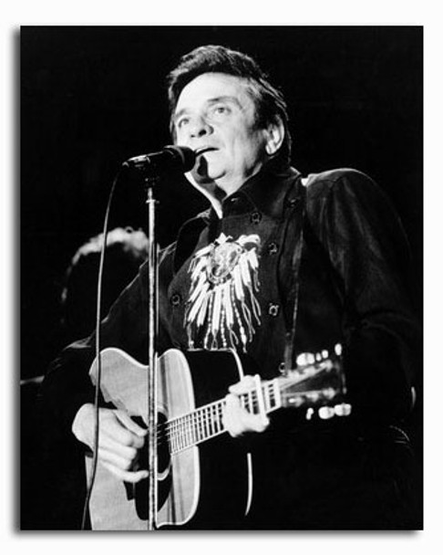 (SS2424487) Johnny Cash Music Photo