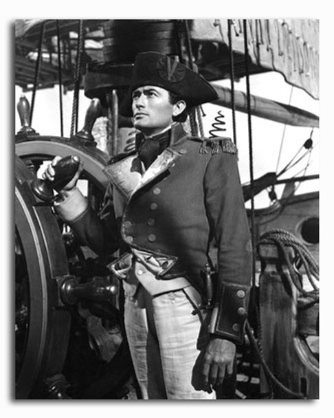 (SS2425007) Gregory Peck Movie Photo