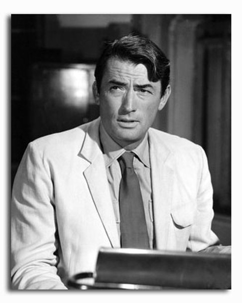 (SS2425020) Gregory Peck Movie Photo
