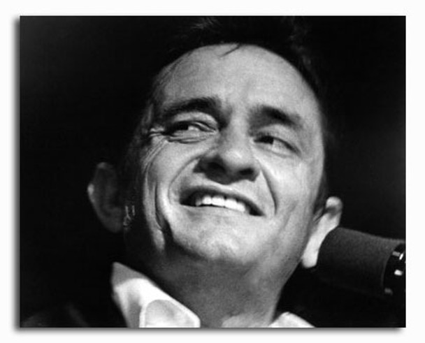 (SS2425501) Johnny Cash Music Photo