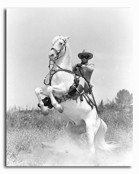 (SS2426749) Clayton Moore  The Lone Ranger Movie Photo