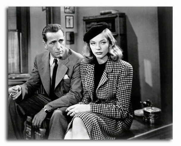(SS2435810) Humphrey Bogart  The Big Sleep Movie Photo