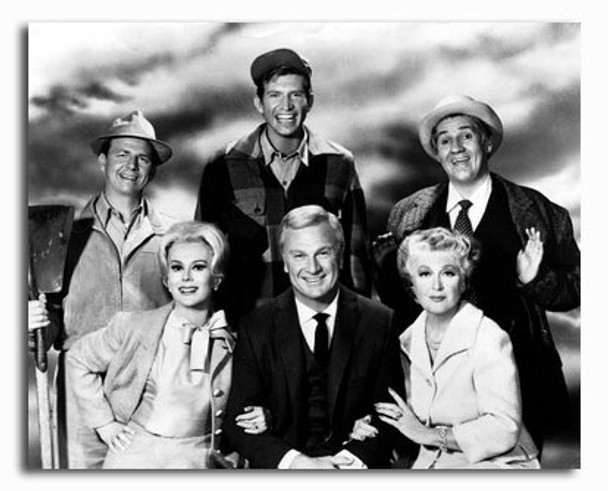 (SS2436057) Cast   Green Acres Television Photo