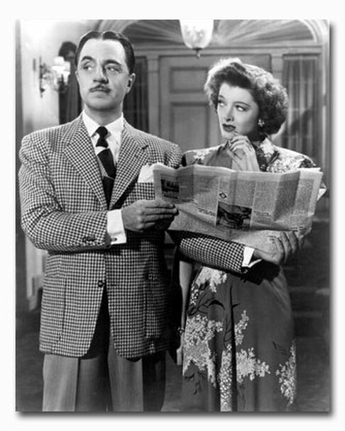 (SS2436941) Cast   The Thin Man Goes Home Movie Photo