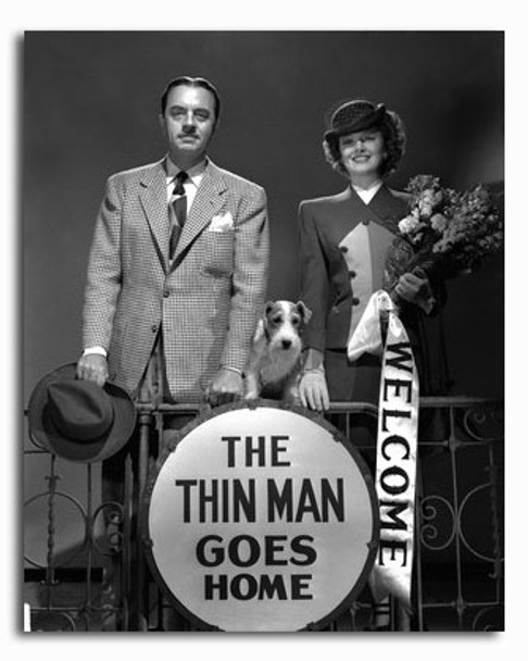 (SS2437331) Cast   The Thin Man Goes Home Movie Photo