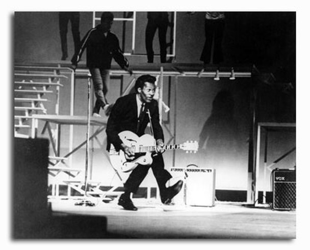 (SS2437994) Chuck Berry Music Photo