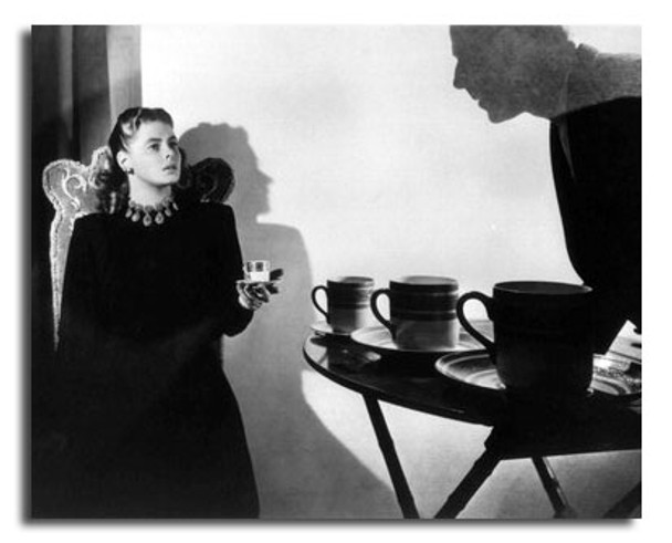 (SS2449824) Ingrid Bergman  Notorious Movie Photo