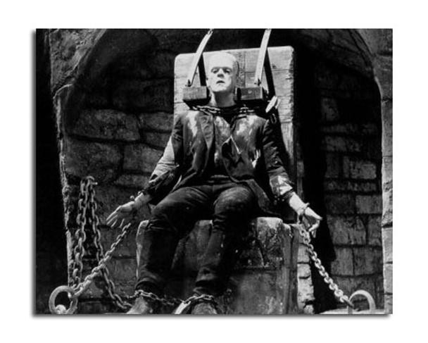 Boris Karloff Movie Photo (SS2454192)