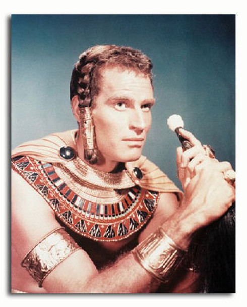 (SS2733172) Charlton Heston  The Ten Commandments Movie Photo