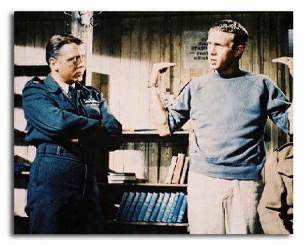 (SS2733484) Steve McQueen  The Great Escape Movie Photo