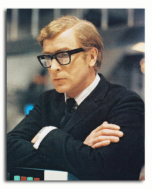 (SS2837679) Michael Caine  The Ipcress File Music Photo