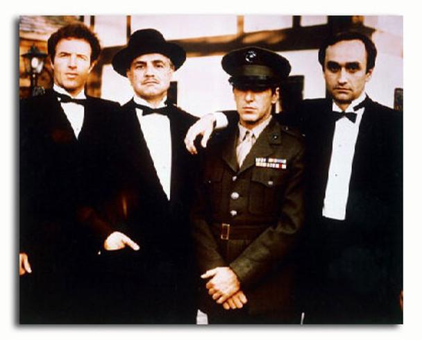 (SS2840682) Cast   The Godfather Movie Photo