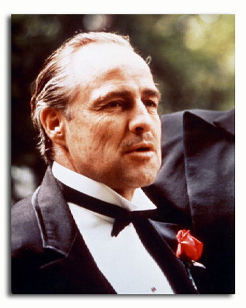 (SS2873208) Marlon Brando  The Godfather Movie Photo