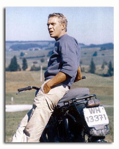 (SS2884024) Steve McQueen  The Great Escape Movie Photo