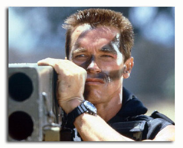 (SS2919358) Arnold Schwarzenegger  Commando Movie Photo