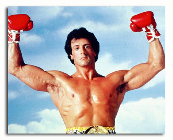 (SS2948127) Sylvester Stallone  Rocky III Movie Photo