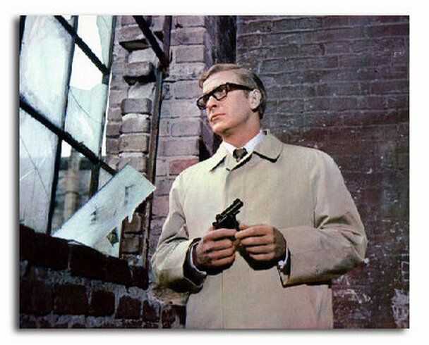 (SS2961322) Michael Caine  The Ipcress File Music Photo
