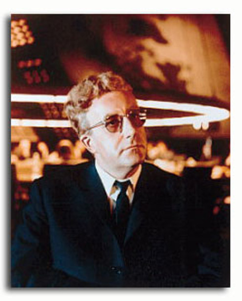 (SS2964078) Peter Sellers  Dr. Strangelove or: How I Learned to Stop Worrying and Love the Bomb Movie Photo