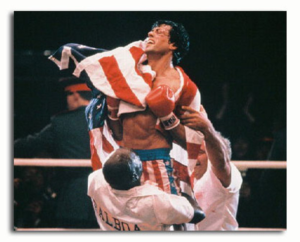 (SS2964208) Sylvester Stallone  Rocky III Movie Photo