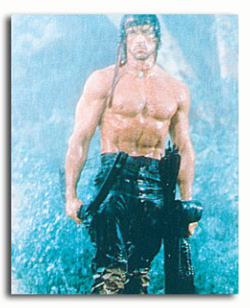 (SS2969031) Sylvester Stallone  Rambo: First Blood Part II Movie Photo