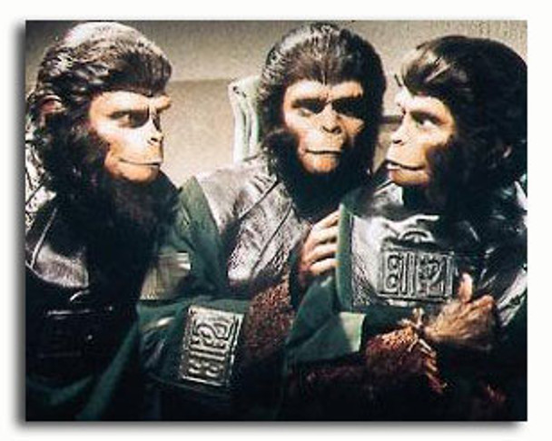 (SS3063255) Cast   Planet of the Apes Television Photo