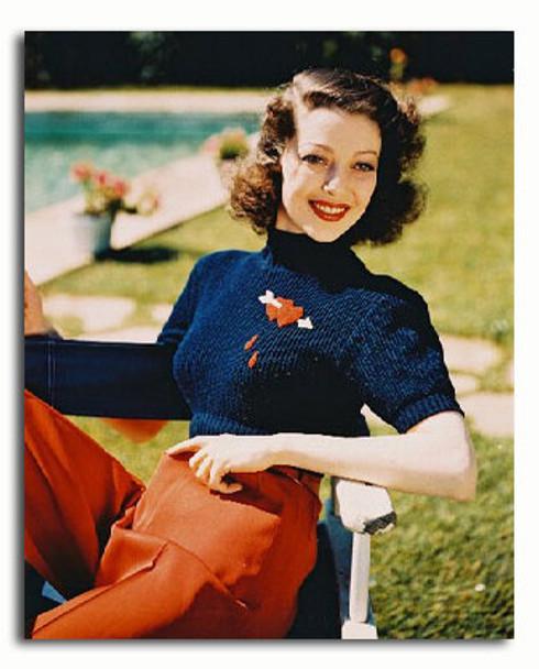 (SS3069183) Loretta Young Movie Photo