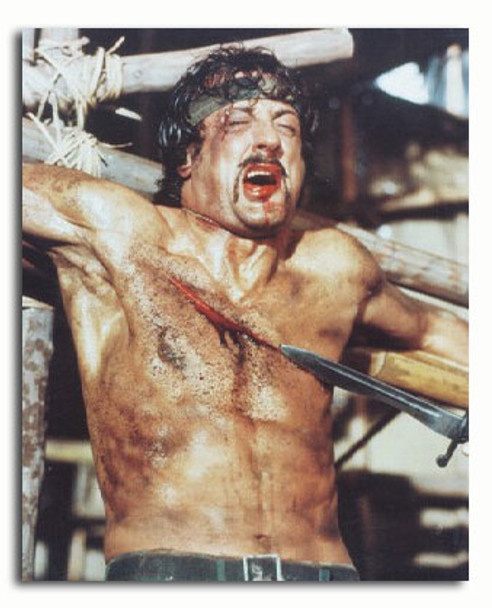 (SS3106740) Sylvester Stallone  First Blood Movie Photo