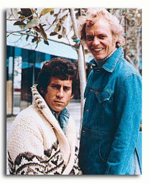 (SS3160716) Cast   Starsky and Hutch Television Photo