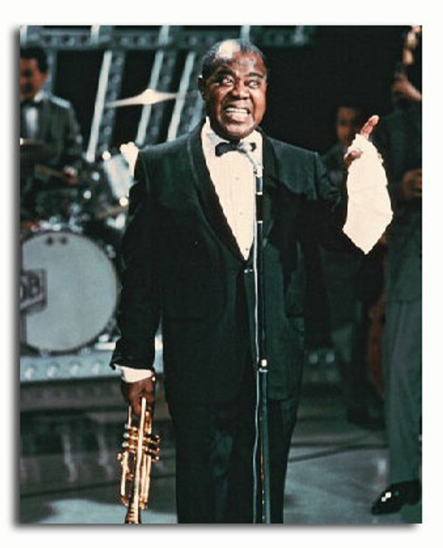 (SS3202563) Louis Armstrong Music Photo