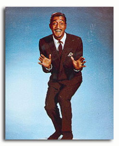 (SS3274674) Sammy Davis Jr. Music Photo