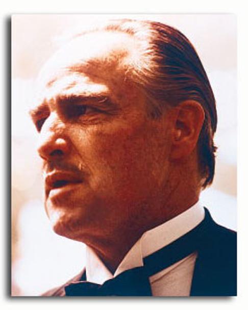 (SS3305757) Marlon Brando  The Godfather Movie Photo
