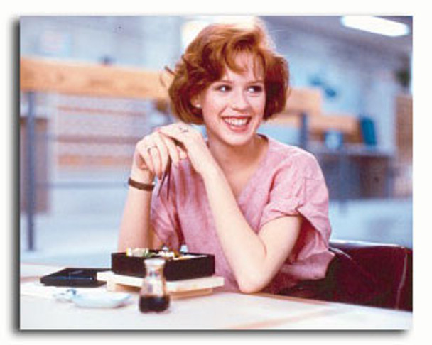 (SS3310463) Molly Ringwald  The Breakfast Club Movie Photo