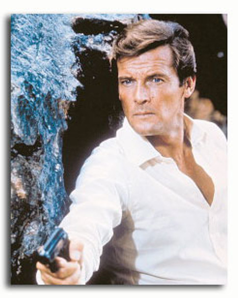 (SS3328156) Roger Moore Movie Photo