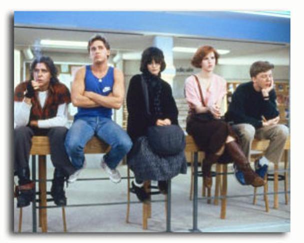(SS3336112) Cast   The Breakfast Club Movie Photo
