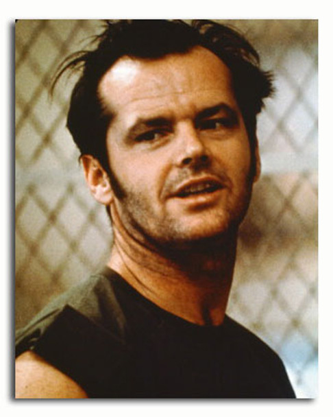 (SS3338829) Jack Nicholson  One Flew Over the Cuckoo's Nest Movie Photo