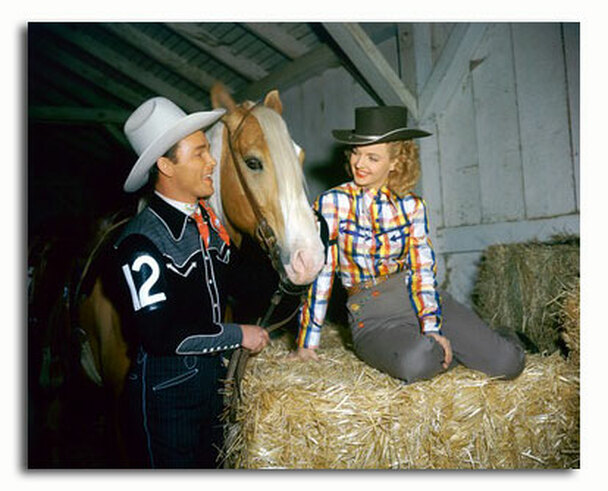 (SS3339141) Roy Rogers Movie Photo