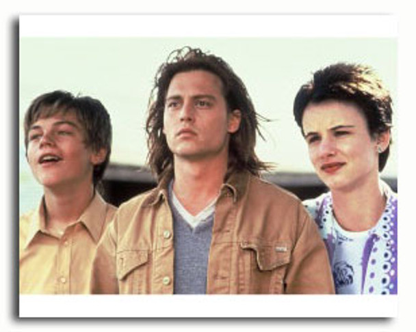 (SS3339622) Cast   What's Eating Gilbert Grape Movie Photo