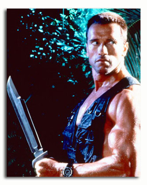 (SS3363282) Arnold Schwarzenegger  Commando Movie Photo