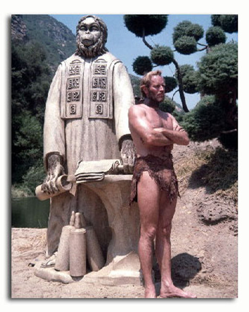 (SS3386565) Charlton Heston  Planet of the Apes Movie Photo