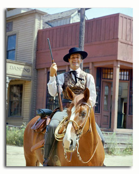 (SS3410537) Cast   The Life and Legend of Wyatt Earp Movie Photo