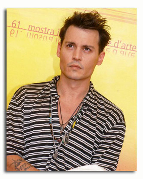 (SS3421886) Johnny Depp Movie Photo