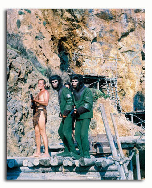 (SS3429660) Cast   Planet of the Apes Television Photo