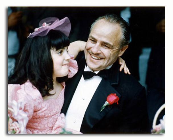 (SS3439319) Marlon Brando  The Godfather Movie Photo