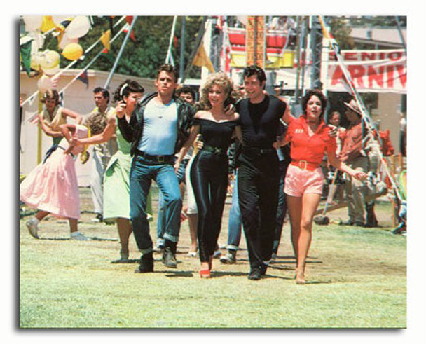 (SS3439397) Cast   Grease Movie Photo