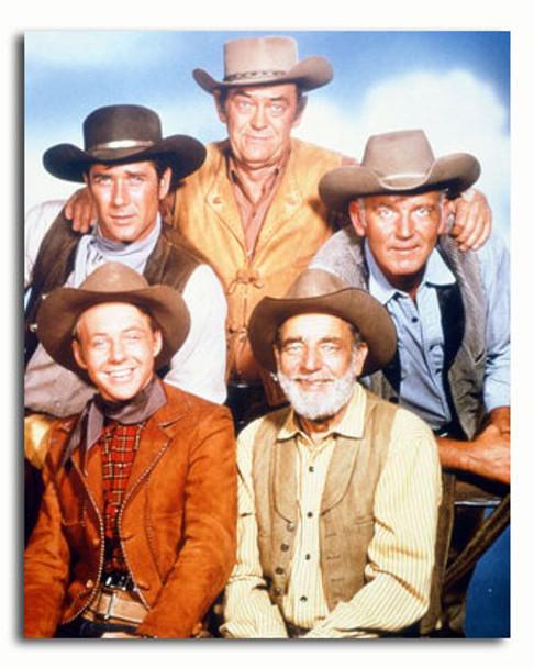 (SS3443791) Cast   Wagon Train Television Photo