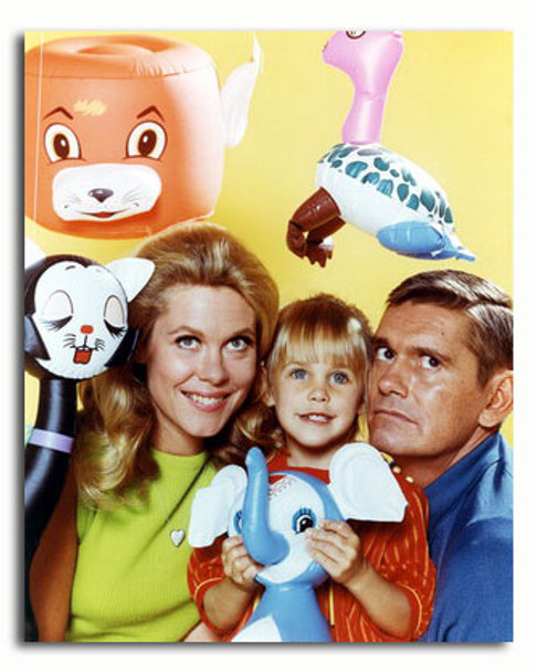(SS3456635) Cast   Bewitched Television Photo