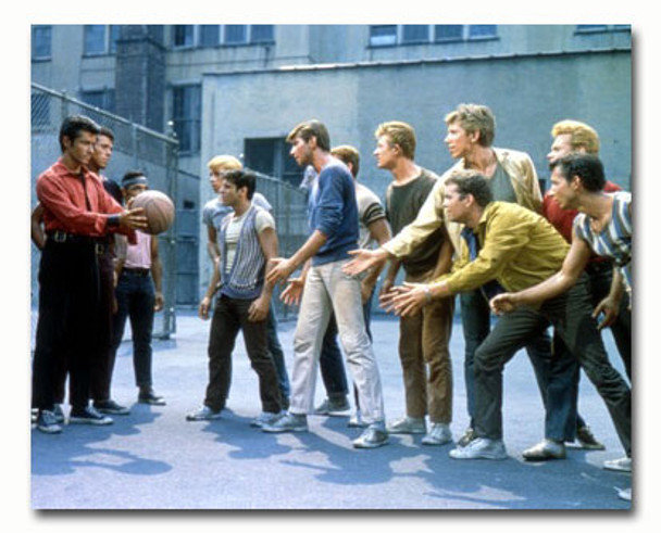 (SS3460561) George Chakiris  West Side Story Movie Photo