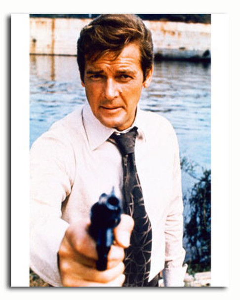 (SS3476863) Roger Moore Movie Photo
