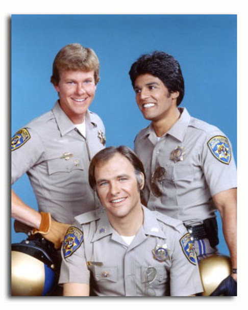 (SS3529279) Cast   CHiPs Television Photo