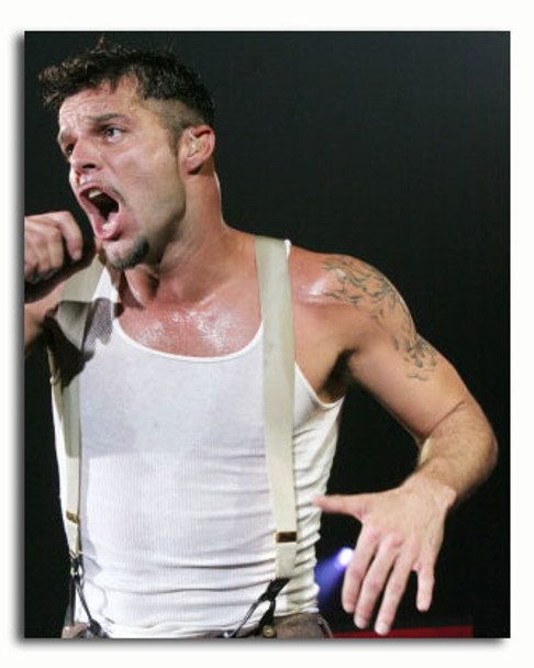 (SS3535116) Ricky Martin Music Photo
